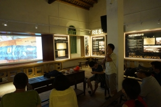 Presentation at